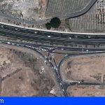 Una colisión en el cruce Las Chafiras – Guargacho deja un motorista en estado grave