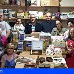 San Miguel | La Asociación Tenique y el Centro Alfarero muestran su actitud solidaria