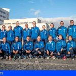 Granadilla | El Triabona presenta su nueva indumentaria para la nueva temporada
