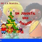Arona | Colabora con los Reyes Magos solidarios para que todos los niños tengan un regalo esta Navidad