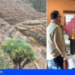 David Forer, la dificultad de la viticultura es un elemento diferenciador de los vinos de La Palma