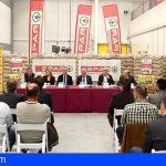 Torres valora el convenio entre SPAR Gran Canaria y los productores de papas