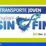 El PP de Tenerife aboga por una tarifa plana de 20€ en transporte público para los jóvenes