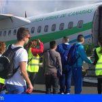 La Gomera | El vuelo directo con Gran Canaria debe ampliarse más allá de los fines de semana