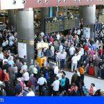 Los aeropuertos canarios registraron 45 millones de pasajeros en 2019