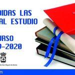 San Miguel concede 70.000 euros en ayudas al estudio