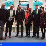 El Cabildo se reúne con la AMTC para coordinar la colaboración en Turismo