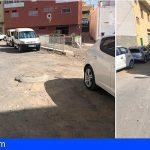Vecinos de San Isidro demandan el asfaltado de la calle Rosario la Maestra
