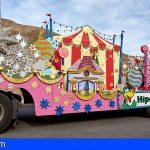 HiperDino lleva la magia del circo a las cabalgatas de los Reyes Magos