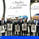 El Rallye Villa de Adeje, BP Tenerife – Trofeo CICAR, presentó cartel y vídeo oficial en FITUR