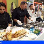 Tenerife pone el broche de oro en Madrid Fusión con la cocina tradicional y de innovación