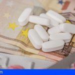 Canarias eliminará el copago farmacéutico a pensionistas con ingresos inferiores a 18.000€