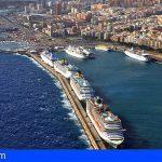 Santa Cruz recibirá en febrero 29 cruceros con 69.700 pasajeros a bordo