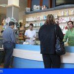 Teresa Cruz aclara que la eliminación del copago farmacéutico está garantizada en Canarias