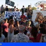 Fuerte apoyo ciudadano y cultural para Salvar La Tejita