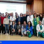 Médicos residentes analizan en  La Candelaria cómo mejorar la formación de los especialistas