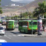 TITSA refuerza los servicios en Santa Cruz de Tenerife en la víspera de Reyes