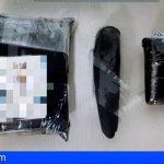 Le detienen en Santa Cruz de Tenerife con 28 gramos de hachís