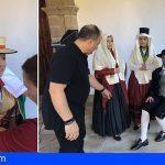 Tenerife presenta en Arona el Calendario 2020 de la Indumentaria Tradicional