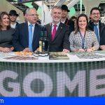 La Gomera se presenta en FITUR como destino de excelencia en Turismo Activo
