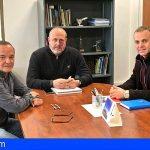 Arona plantea al Cabildo soluciones sobre las carreteras de competencia insular