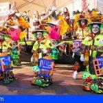 Granadilla | Los Retorciditos, vigilantes de Retorassic Park en el carnaval 2020
