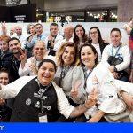 Extraordinario éxito de Tenerife en Madrid Fusión con más de 13.000 visitantes