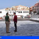 Stgo. del Teide | Las obras de la plaza de La Vigilia, sostenibles con el entorno, avanzan a buen paso