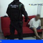 Desarticulan en Canarias una banda criminal dedicada al narcotráfico de cocaína