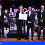 Binter respalda a la Joven Orquesta de Canarias con becas de formación