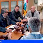Arico y Gesplan trabajarán unidos para hacer el nuevo Plan General
