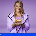 Plátano de Canarias acompañará a Mireia Belmonte en su camino a Tokio 2020
