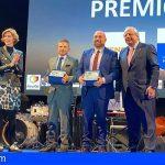 Tenerife recibe en FITUR el Premio Q de Calidad Turística 2020