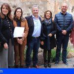 Granadilla entregó los premios a los ganadores del concurso de escaparatismo
