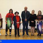 Granadilla | Isabel Medina entrega los premios literarios que llevan su nombre