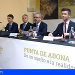 Punta de Abona creará más de 1.500 empleos, la mayoría entre desocupados de Arico