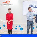 FITUR | Naviera Armas renueva su patrocinio con el Rallye Villa de Adeje