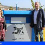 Granadilla aumentó en 2019 más del 16% la recogida de envases, papel y cartón