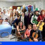 Los Reyes Magos ilusionan con su visita a los pacientes pediátricos de La Candelaria