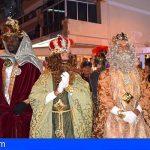 Los Reyes Magos inundaron de magia e ilusión Stgo. del Teide