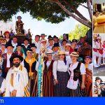 Cuatro siglos de tradición abarrotan las calles de Arona