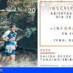 La Subida Vertical del Panadero de Stgo. del Teide contará con más de 150 corredores