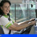 TITSA se une a la plataforma europea que promueve el empleo femenino en el transporte