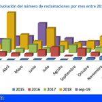 Canarias | Los nuevos mapas digitales reflejan las puntuaciones de todos los portales públicos
