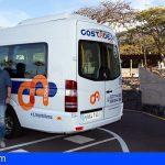 La unidad de demencia y deterioro cognitivo de Adeje ya cuenta con transporte adaptado