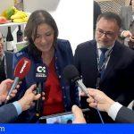 Reyes Maroto destaca la alta calidad de Tenerife como destino gastronómico