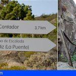 Contigo Arico pide recuperar el proyecto de la zona deportiva y de escalada de Ortiz