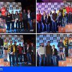 Stgo. del Teide | Antonio Martín y Ana Boullón ganadores de la Carrera Nocturna Landmar