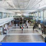 El aeropuerto Reina Sofía inaugura su nueva red de abastecimiento de agua