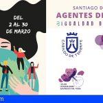 """Stgo. del Teide acoge una nueva edición de """"Agentes de Cambio. Igualdad de Género"""""""